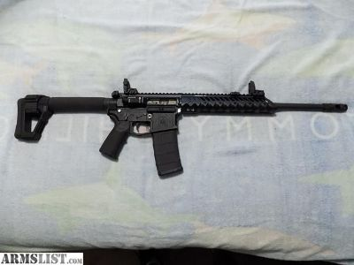 For Sale: Custom billet AR15