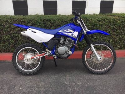 2005 Yamaha TT-R125LE Competition/Off Road Motorcycles Costa Mesa, CA
