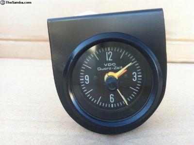VDO Vintage 70s Quartz/Zeit 2 Clock