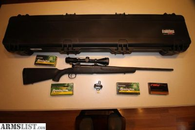 For Sale: Brand New, Never Fired Savage Axis XP 308 w/Weaver Scope