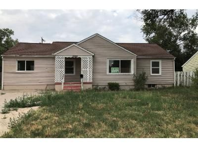 2 Bed 1 Bath Foreclosure Property in Garden City, KS 67846 - N 3rd St