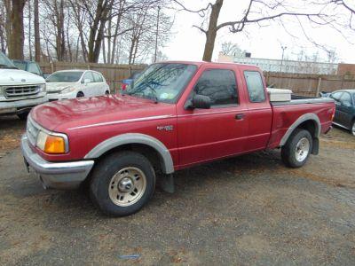 1996 Ford Ranger Splash (MAROON)