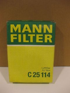 Find 1 BMW Air Filter #13721730946 - MANN C25114 motorcycle in Kalona, Iowa, United States, for US $11.50