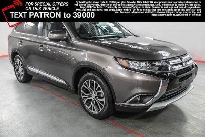 2018 Mitsubishi Outlander SE (Quartz Brown Metallic)