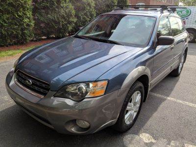 2005 Subaru Outback 2.5i (Atlantic Blue Prl/Gray Opal)