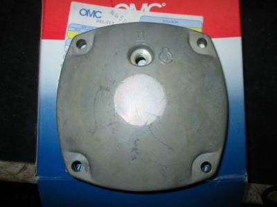 Find OMC Stringer 400 800 Stern Drive Tilt gearbox end cap 0908564 908564 OEM new motorcycle in Shakopee, Minnesota, United States, for US $99.95