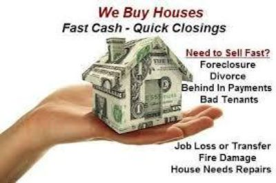 Get Cash In Exchange for Equity-Houses Any Condition.
