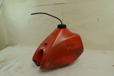 Sell Honda XR250R Gas Fuel Tank and Petcock 1984 motorcycle in Fort Worth, Texas, United States, for US $74.95