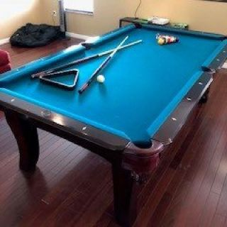 Beautiful Westwood Billiards Pool Table