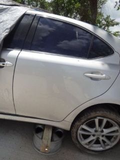 Find 2006-2013 LEXUS IS250 IS350 LEFT REAR QUARTER PANEL SHELL METAL DRIVER SIDE motorcycle in Houston, Texas, United States, for US $400.00