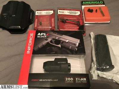 For Sale: Glock Parts/Holster/Mag