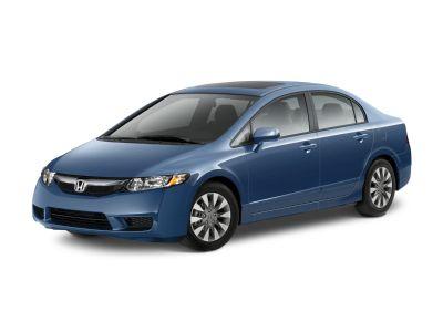 2010 Honda Civic EX-L (Silver)