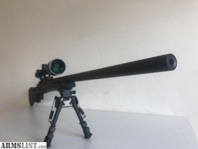 For Sale: Remington 700 SPSV