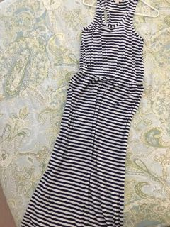 J Crew floor length cotton summer dress. Perfect condition! Worn twice!