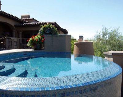 Swimming pool in Arizona
