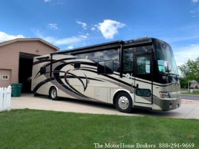 2008 Tiffin Phaeton 36 QSH
