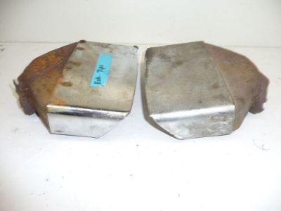 Buy Original Mopar 1970-74 Plymouth Cuda E-body Stainless Exhaust Tips motorcycle in Livonia, Michigan, United States