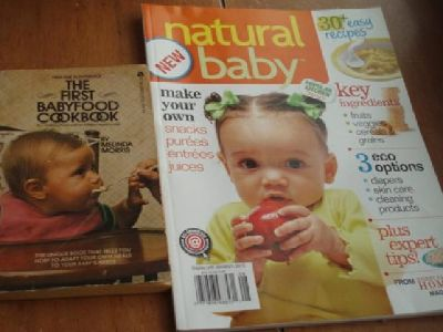$10 Baby's First Food Books