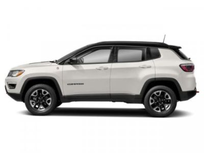 2019 Jeep Compass Trailhawk (White Clearcoat)