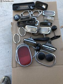 Reverse Lights (lot)