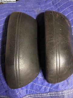 PAIR OF ARM RESTS FOR FRONT DOOR PANELS - 68-72