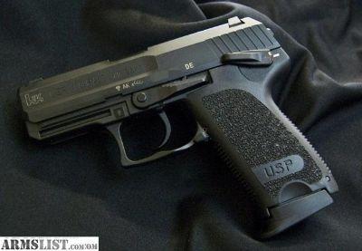 For Trade: HK USP40c