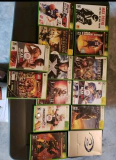 Xbox 360 Games $3 each or 14 for $35