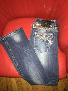 Miss Me Jeans size 28 washed but never worn!!