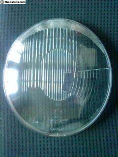 Oval Headlight Lens BOSCH Clear NEW PART!