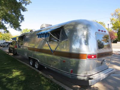 1979 Airstream International Land Yacht Sovereign