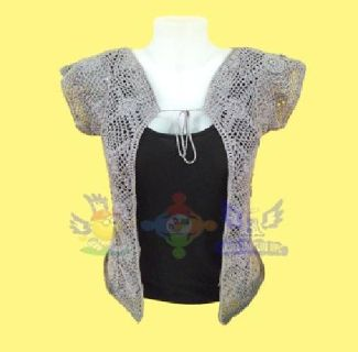 $12 Blazer Crochet