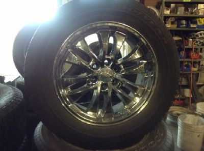$350 Limited Edition Chevy Rims