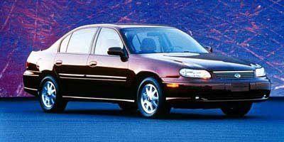 1999 Chevrolet Malibu LS (Sandrift Metallic)