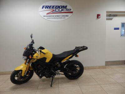 2015 Yamaha FZ-09 Sport Motorcycles Concord, NH