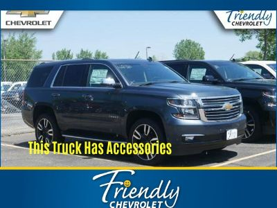 2019 Chevrolet Tahoe LTZ (shadow gray metallic)
