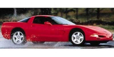 1997 Chevrolet Corvette Base (Torch Red)