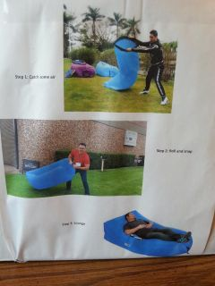 Brand New Inflatable Lounger