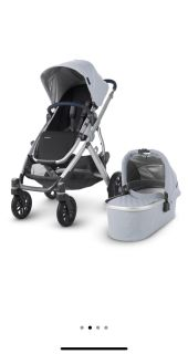 UPPAbaby William Vista Stroller - Multicolor (2019)