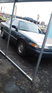 '95 crown vic