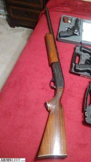 For Sale: 1980s Remington 1100 12 gauge.