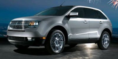 2009 Lincoln MKX Base (BLACK)