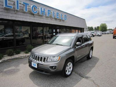 Used 2012 Jeep Compass 4WD 4dr