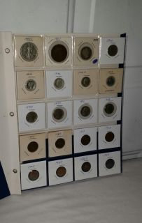 20 coins all $40. See list in next picture.