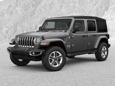 2018 Jeep Wrangler UNLIMITED SAHARA 4X4 (Granite Crystal)