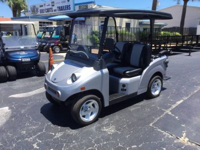 2017 Columbia ParCar P5 Mainstreet Street Legal LSV Golf Golf Carts Fort Pierce, FL