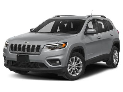 2019 Jeep Cherokee Limited (Bright White Clearcoat)