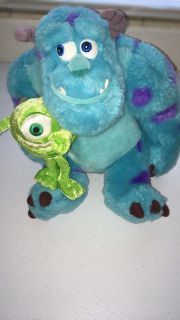 Monsters inc from Disney