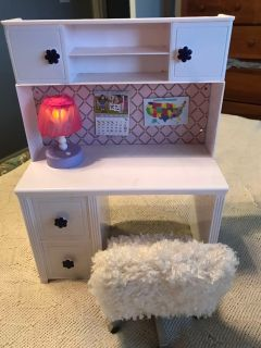 Paradise Kids Doll Desk Collection
