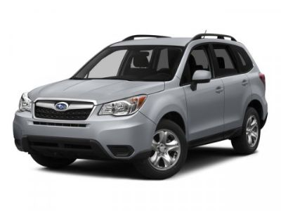 2015 Subaru Forester 2.5i Limited (Jasmine Green Metallic)