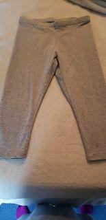 Faded Glory size 7/8 capri leggings